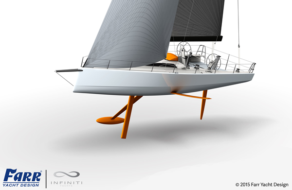 Infiniti Yachts and Farr Yacht Design partner to create new 53ft DSS racer