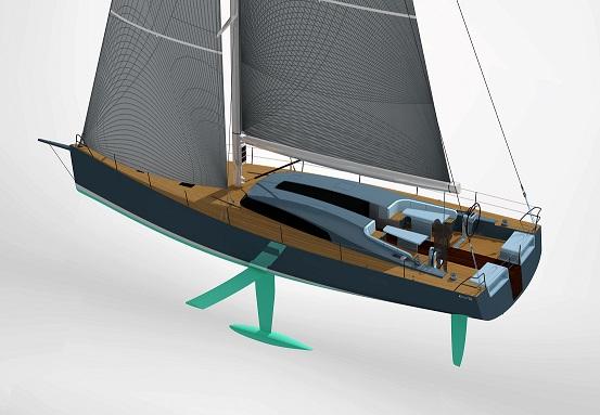 Infiniti 56C – redefining blue water cruising