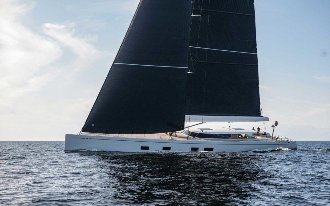 Yachting World's Amazing Top 9 Modern Sailing Superyachts
