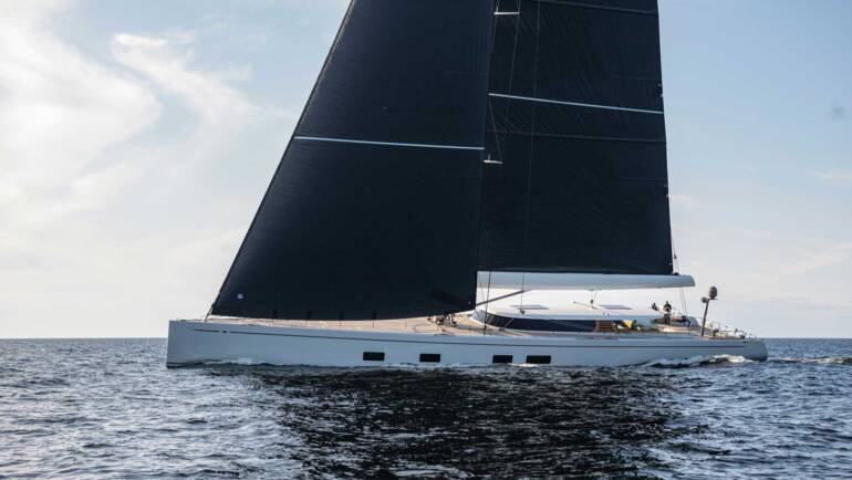 Yachting World's Amazing Top 9 Modern Sailing Superyachts