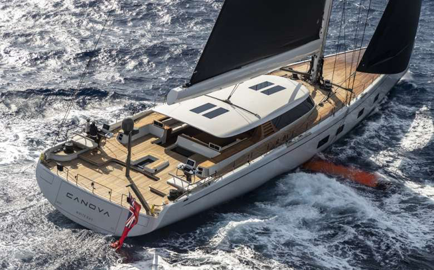 Sailing Superyachts – the ultimate boat for super-rich adventurers