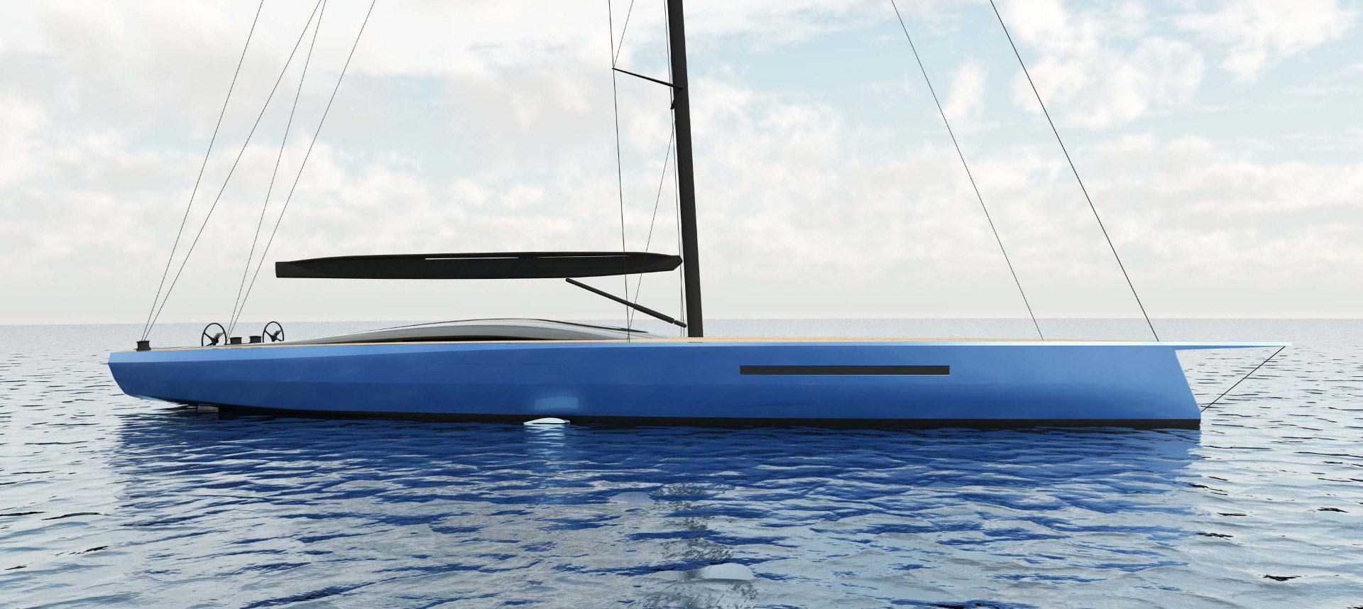Infiniti Yachts | Faster by Design